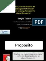Competencias Sergio Tobon
