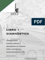Diagnóstico POT Pereira 2013