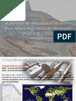 Novo Marco da Mineração
