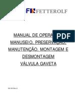 Manual Gaveta