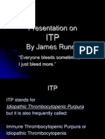 Presentation on ITP