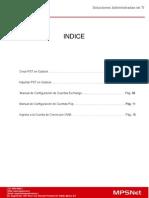 Manual de Configuracion de Exchange