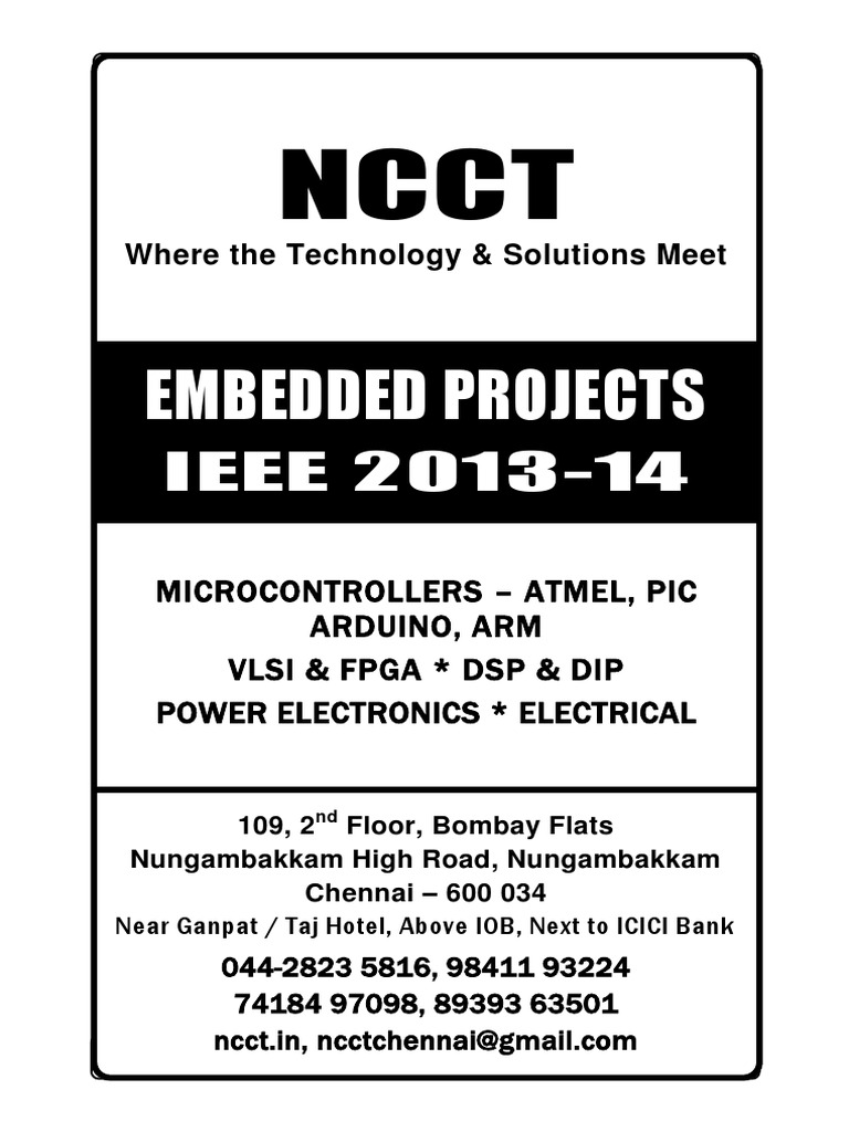 Embedded System Titles 2013 14 Ieee Non Project Automatic Rain Sensing Wiper Cum Headlight Controller Final Year Complete Reference In Power Electronics Vlsi Dsp Matlab Wireless Sensor Network Surveillance