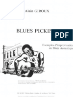 Alain Giroux - Blues Picking