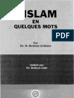 l'Islam en Quelques Mots