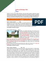 Vietnam a Destination of Heritage Sites