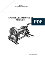 Apostila Elementos de Maquina I Estec