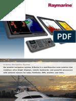 Raymarine G-Series Brochure