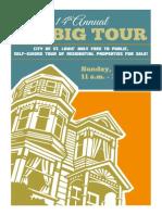2013 Big BIG Tour guidebook - St. Louis, MO
