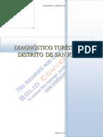 DIAGNOSTICO TURÍSTICO SAN JOSÉ