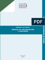ID2-61 Manual de Organizacion y Funciones