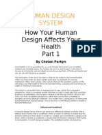 0 - Human Design - You Health - HUMAN DESIGN SYSTEM