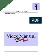 Videoclips en YOUTUBE Graciela Valdez Vera