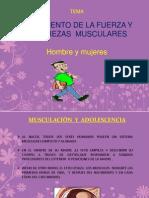 Destreza Muscular