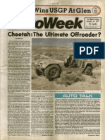 Autoweek Magazine from Oct. 14, 1977