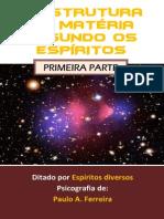 A ESTRUTURA DA MATÉRIA 1