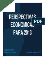 Presentación crecimiento economico
