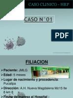 Caso cLinico Jesus 5 Meses Neumonia