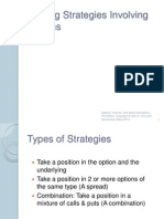 Lecture8 OptionsTrading Strategies