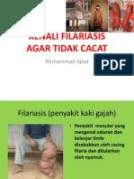 Kenali Filariasis