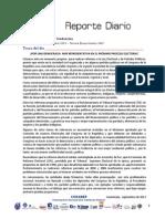 Reporte Diario 2487