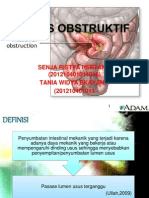 ileus obstruksi ppt