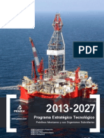 Estrategia Tecnologica Pemex 2013-2027