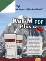 Calcium Supplement KalMag Plus D
