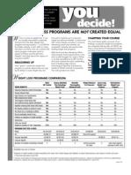 GNLD's GR2 Control Weight Management Program - You Decide!