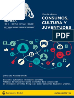 Revista del OBSERVATORIO