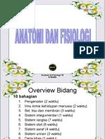 Pengenalan Anatomi & Fisiologi Tingkatan 6 (Bahasa Melayu)