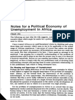 Notes for a political economy of unemployment in Africa.pdf