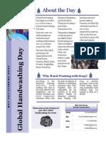 Maji Safi Global Handwashing Day Event Planning Guide