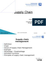 agile supply chain zara case study analysis supply chain  suply chain management