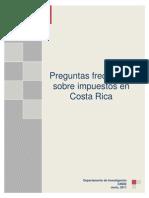 Preguntas Frecuentes Sobre Impuestos en Costa Rica