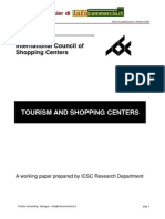 Tourism and Shopping Centers