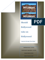 Should Bollywood Take on Hollywood