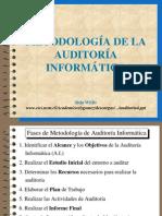 Metodologia de La Auditoria Informatica - Isaca