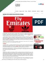 Jorge Kajuru Volta a Comentar Interesse Da Emirates No Flamengo