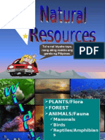 Philippines'Natural Resources Org