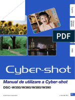 Manual Cyber shot