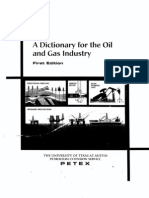 A Dictionary for the Oil and Gas Industry - Petex