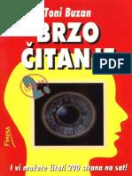 Toni Buzan Brzo Citanje
