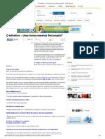 O infinitivo – Uma forma nominal flexionada_ - Brasil Escola
