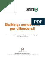 Stalking Manuale