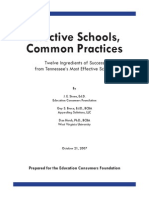 Effectiveschools Commonpractices Ecf