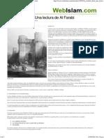 La Ciudad Ideal. Una Lectura de Al Farabi - Webislam