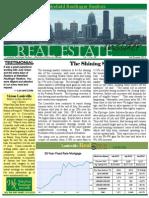 Wakefield Reutlinger Realtors Newsletter 3rd Quarter 2013