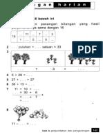 Ulangan Harian 6 - Practice Math Test 6