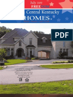 July 2009 Edition of South Central KY Homes